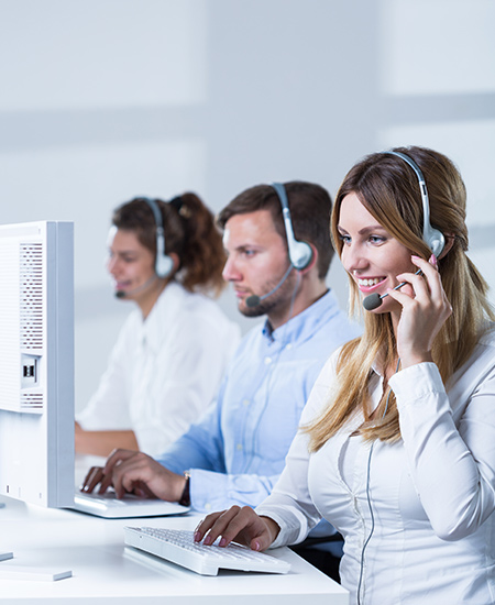 Call center for chiropractors