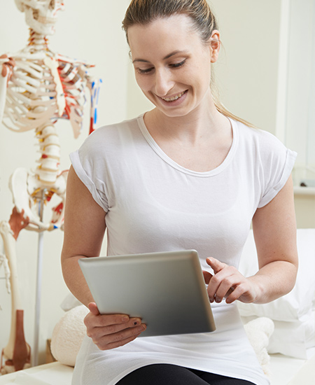 Chiropractor technology solutions