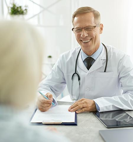Patient Report of Findings